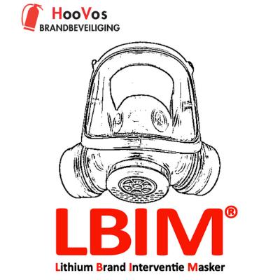 lbim lithium brand interventie masker